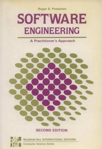 9780071002325: Software Engineering; A Practitioner's Approach