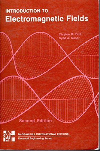 9780071002332: Introduction to Electromagnetic Fields