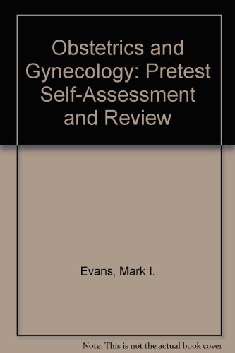 9780071002660: Obstetrics and Gynecology: Pretest Self-Assessment and Review