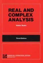 9780071002769: REAL & COMPLEX ANALYSIS 3E (5P) (Int'l Ed) (McGraw-Hill International Editions: Mathematics Series)