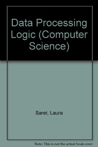 9780071003018: Data Processing Logic (Computer Science)