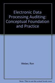 9780071003414: Electronic Data Processing Auditing: Conceptual Foundation and Practice