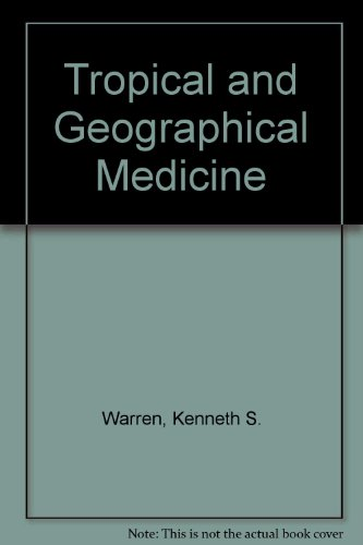9780071003667: Tropical and Geographical Medicine