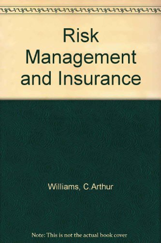 9780071003704: Risk Management and Insurance