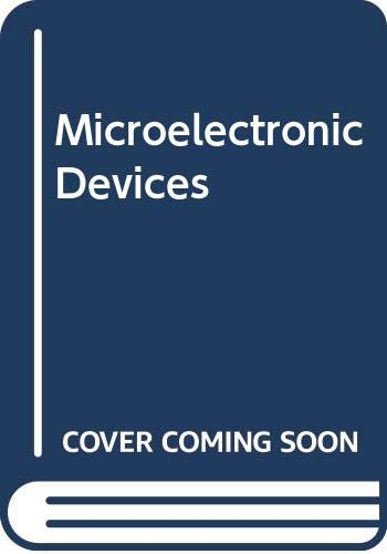 9780071003742: Microelectronic Devices