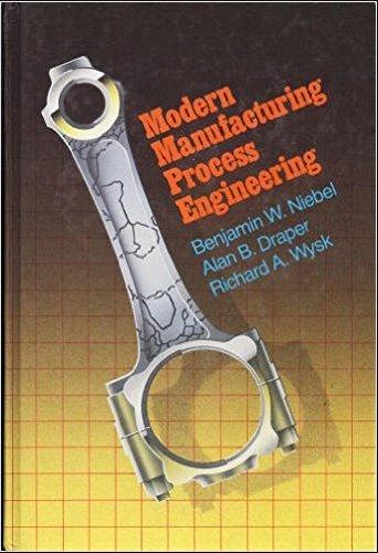 9780071003810: Modern Manufacturing Process Engineering