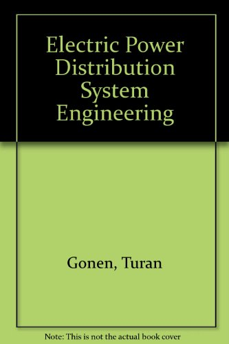 9780071003902: Electric Power Distribution System Engineering
