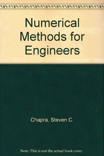 9780071004121: Numerical Methods for Engineers