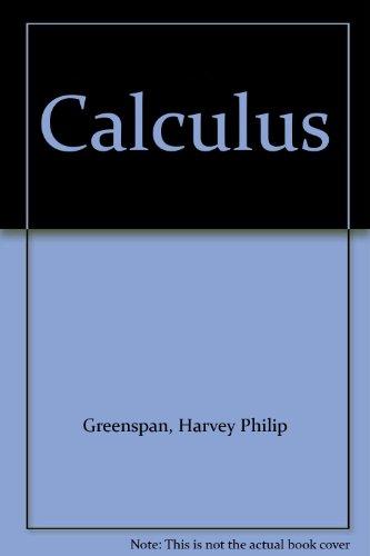 9780071004398: Calculus