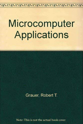 9780071004442: Microcomputer Applications