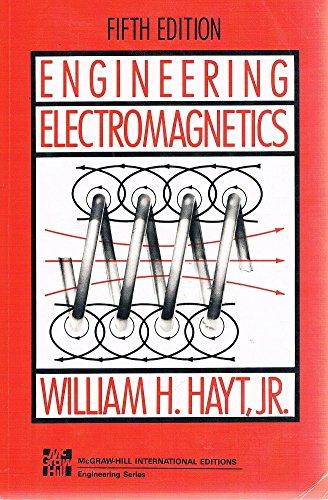 9780071004886: Engineering Electromagnetics