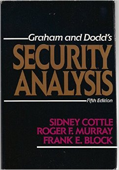 9780071004978: Graham and Dodd's Security Analysis - Fifth Edition