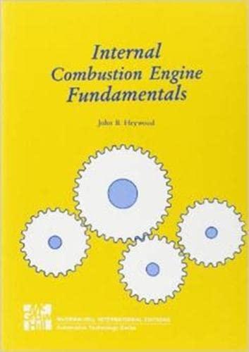 9780071004992: Internal combustion engine fundamentals (Ingegneria)