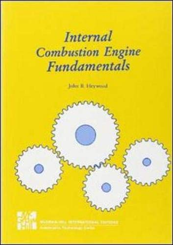 9780071004992: INTERNAL COMBUSTION ENGINE FUN (Int'l Ed) (Tmhe Ie Overruns)
