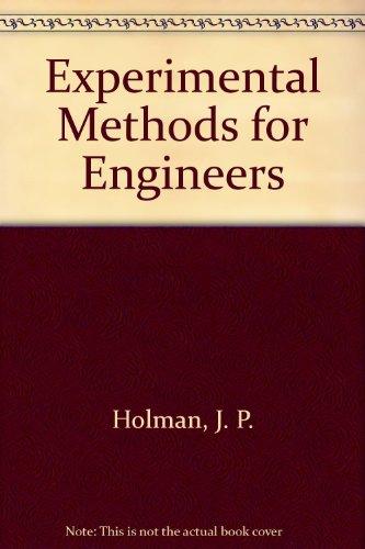 9780071005012: Experimental Methods for Engineers