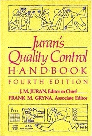 9780071005104: Juran's Quality Control Handbook