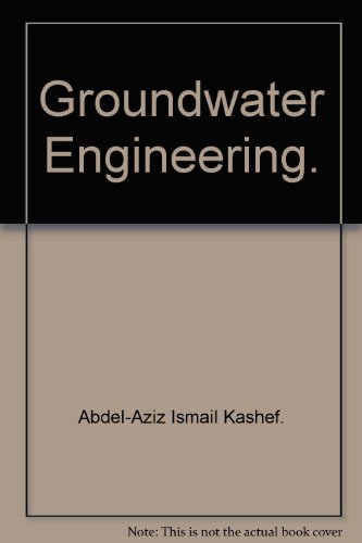 9780071005333: Groundwater Engineering.