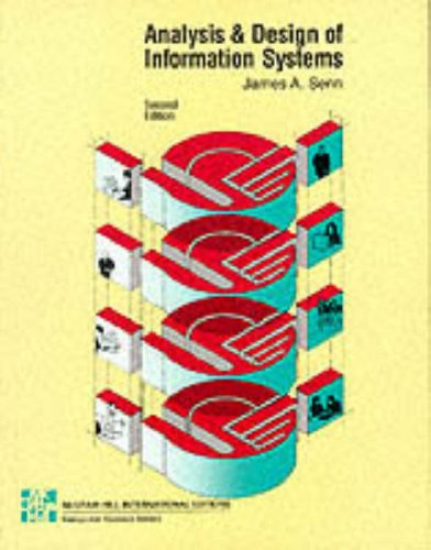 9780071006064: Analysis and Design of Information Systems