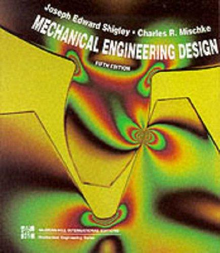 9780071006071: Mechanical Engineering Design