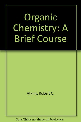 9780071006675: Organic Chemistry : A Brief Course