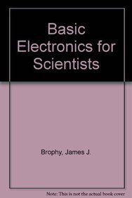 9780071006750: Basic Electronics for Scientists