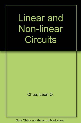 9780071006859: Linear and Non-linear Circuits