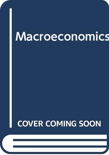 9780071006965: Macroeconomics
