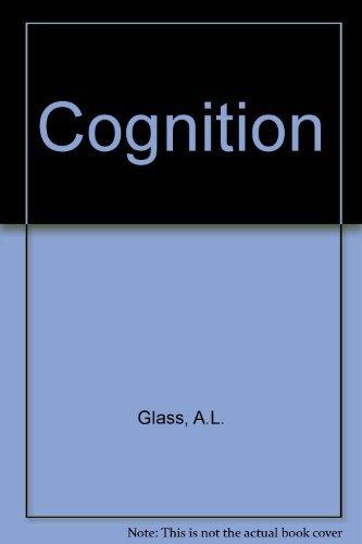 9780071007344: Cognition