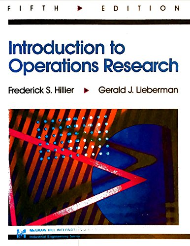 Introduction to Operations Research: Hillier, Frederick S.