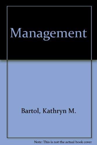 9780071007559: Management