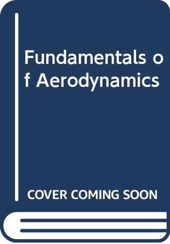 9780071007672: Fundamentals of Aerodynamics, 2 ed. International ed