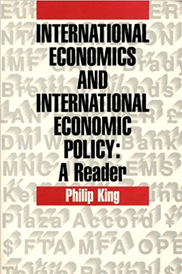 9780071007788: International Economics and International Economic Policy: A Reader