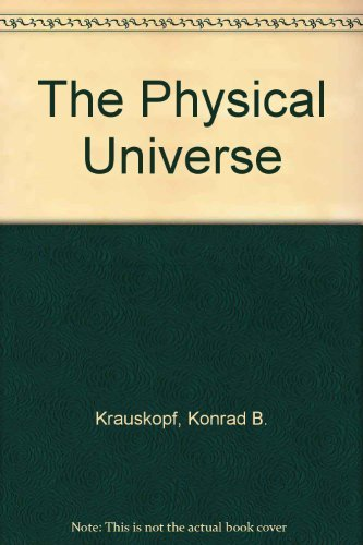 9780071007832: The Physical Universe