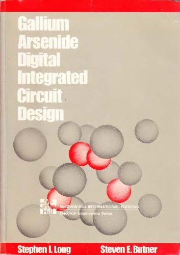 9780071007924: Gallium Arsenide Digital Integrated Circuit Design