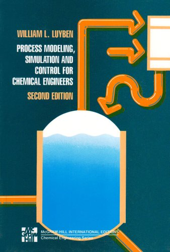 Process Modeling, Simulation and Control for Chemical Engineers: Luyben, William L. McCabe