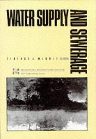 9780071008235: WATER SUPPLY & SEWERAGE 6/E (Int'l Ed)