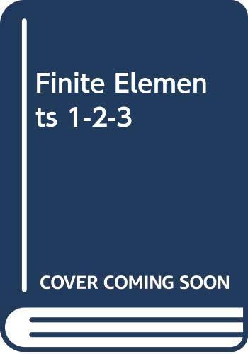 9780071008419: Finite Elements 1-2-3
