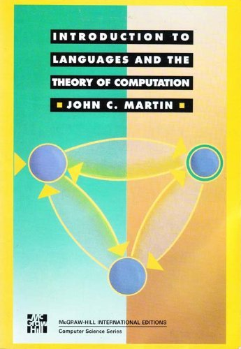9780071008518: Introduction to Languages and the Theory of Computation
