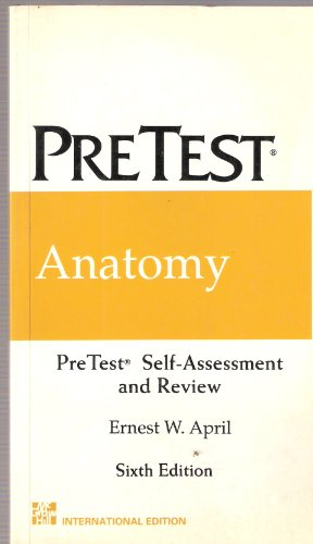 9780071008648: Anatomy: Pretest Self-Assessment and Review