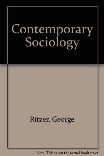 9780071008891: Contemporary Sociology