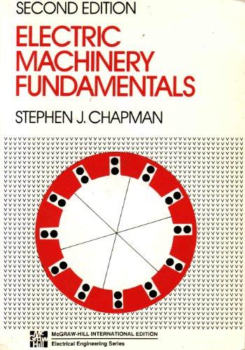 9780071009720: Electric Machinery Fundamentals