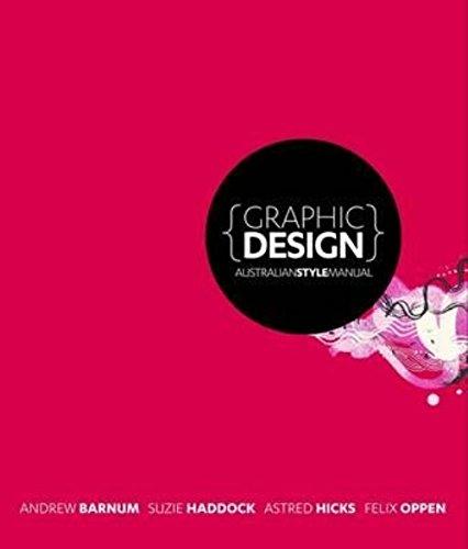 9780071011051: Graphic Design Australian Style Manual