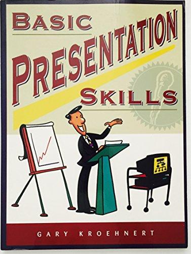 9780071012102: Basic Presentation Skills