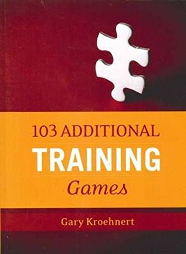9780071012171: 103 Additional Training Games