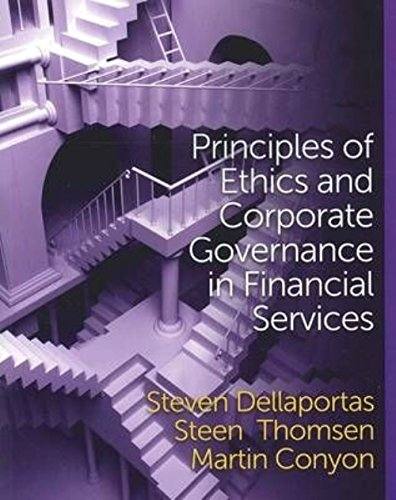 Principles of Ethics and Corp Governance (Paperback): Steven Dellaportas