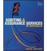 9780071013109: Auditing and Assurance Services