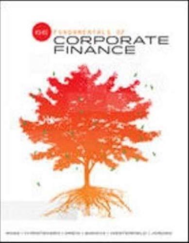 9780071013192: Fundamentals of Corporate Finance