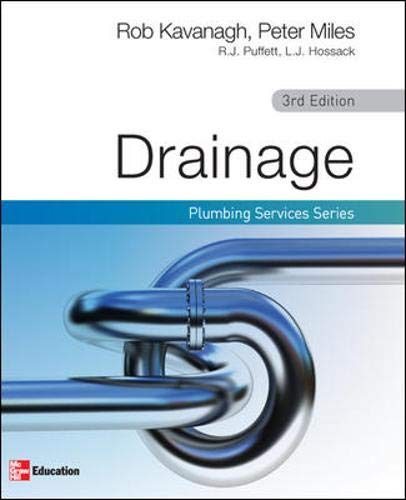 9780071014779: Drainage Plumbing Services Series