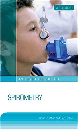 9780071016193: Pocket Guide to Spirometry (Australia Healthcare Medical Medical)