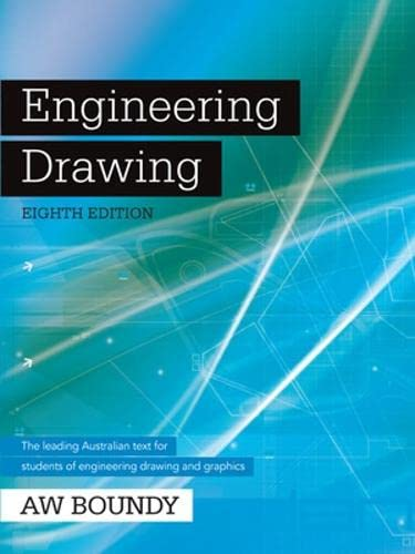Engineering Drawing and Sketchbook (Paperback): Albert Boundy